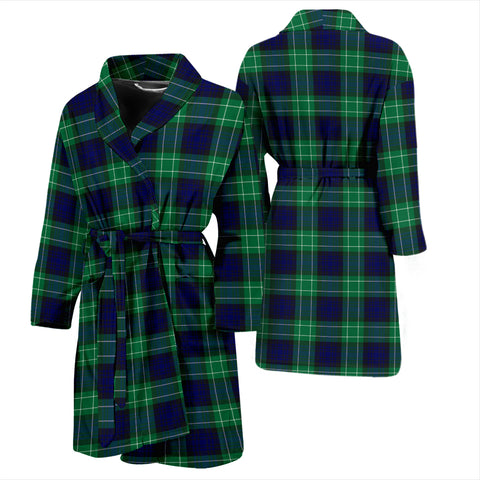 Abercrombie Tartan Mens Bathrobe - BN