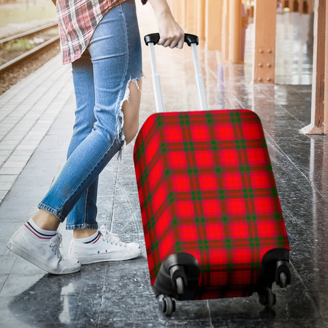 Image of MacNab Modern Tartan Luggage Cover HJ4