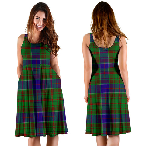 Adam Plaid Women's Dress