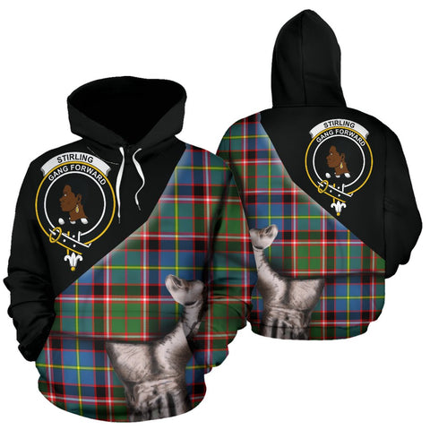 Stirling & Bannockburn District Tartan Hoodie Patronage