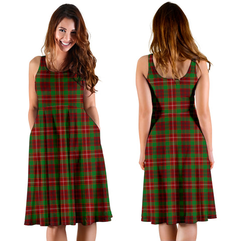 Ainslie Plaid Women's Dress