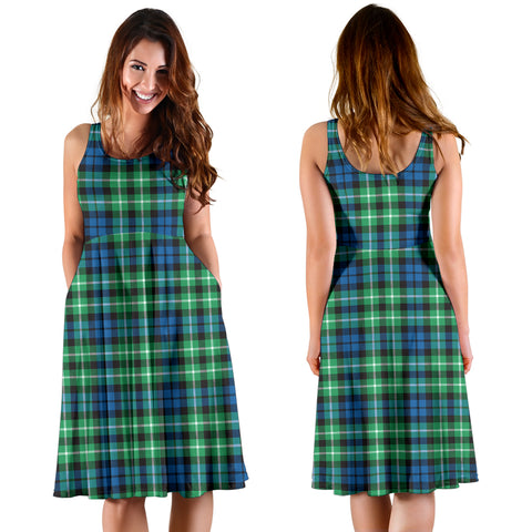 Graham of Montrose Ancient Plaid Women's Dress