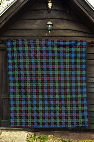 Guthrie Ancient Tartan Premium Quilt TH8
