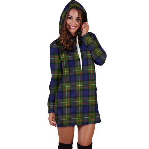 Image of MacLaren Modern Tartan Hoodie Dress HJ4