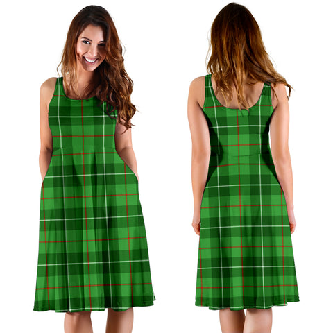 Image of Galloway District Plaid Women's Dress