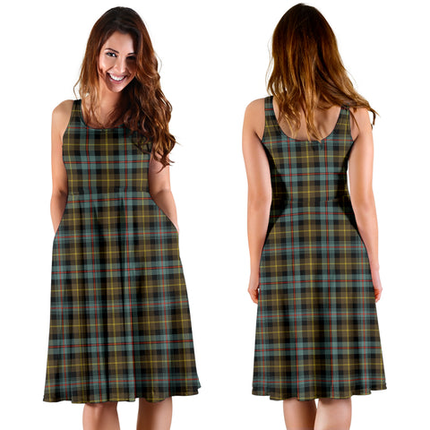 Farquharson Weathered Plaid Women's Dress