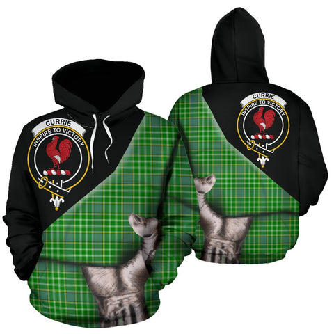 Image of Currie Tartan Hoodie Patronage