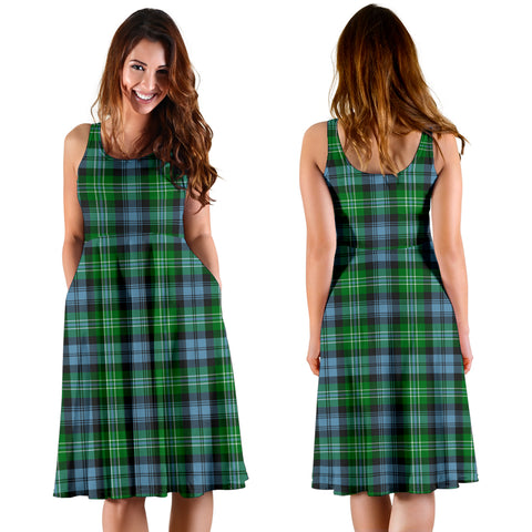 Arbuthnot Ancient Plaid Women's Dress