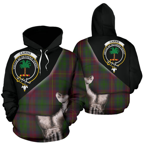 Image of Cairns Tartan Hoodie Patronage