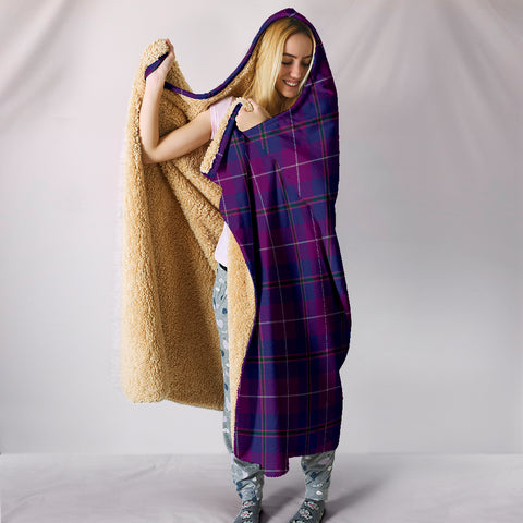 Pride of Glencoe, hooded blanket, tartan hooded blanket, Scots Tartan, Merry Christmas, cyber Monday, xmas, snow hooded blanket, Scotland tartan, woven blanket