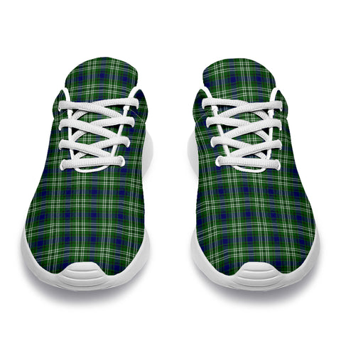 Tweedside District Tartan Sport Sneakers HJ4