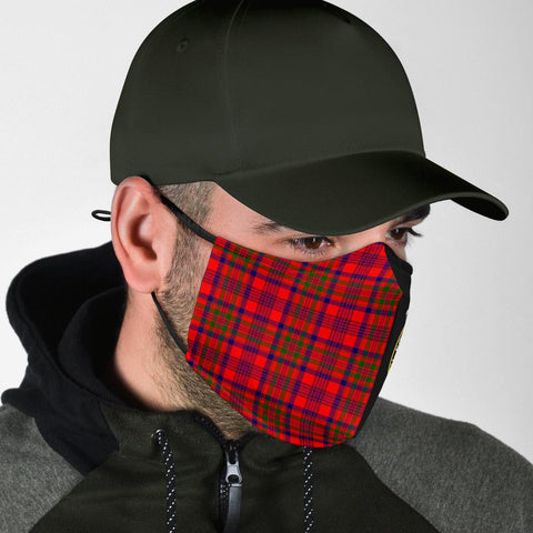 Murray of Tulloch Modern  Tartan Mouth Mask The Half Th88