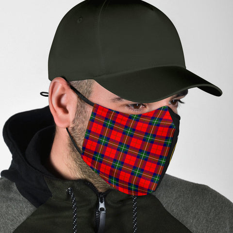 Ruthven Modern  Tartan Mouth Mask The Half Th88