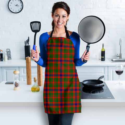 Nithsdale District Tartan Apron HJ4