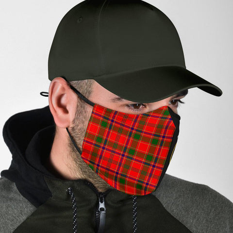 Munro Modern  Tartan Mouth Mask The Half Th88