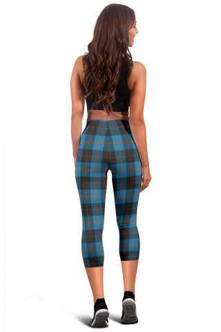 Angus Ancient Tartan Capris Leggings