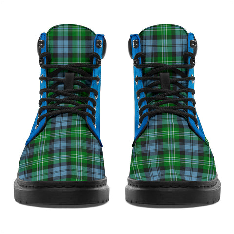 Arbuthnot Ancient Tartan All-Season Boots - Celtic Thistle TH8