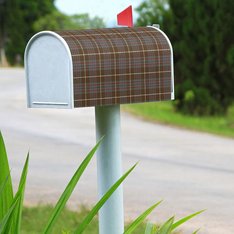 MacIntyre Hunting Weathered Scotland Mailbox Clan A91
