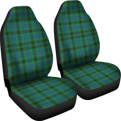 Henderson Ancient Tartan Car Seat Covers K7