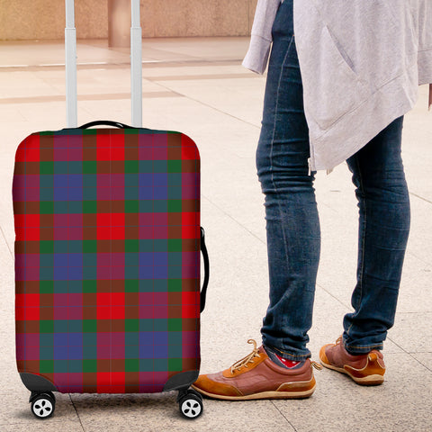 Mar Tartan Luggage Cover HJ4