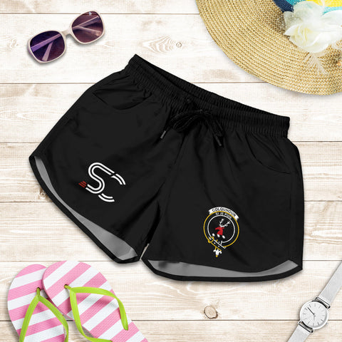 Colquhoun Ancient Clan Badge Women's Shorts TH8