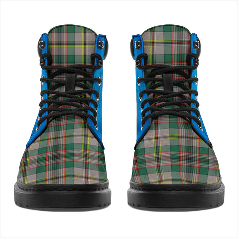Image of Craig Ancient Tartan All-Season Boots - Celtic Thistle TH8