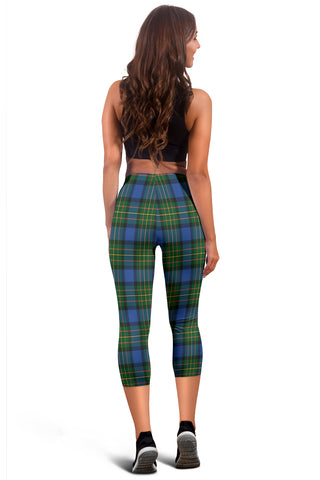 Maclaren Ancient Tartan Capris Leggings