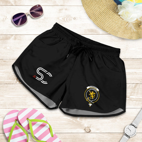 Cumming Hunting Modern Clan Badge Women's Shorts TH8