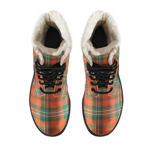 Scott Ancient Tartan Boots For Men