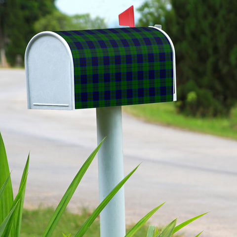 Image of Keith Modern Scotland Mailbox Clan A91