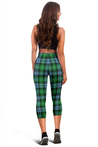 Arbuthnot Ancient Tartan Capris Leggings