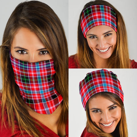 Aberdeen District Tartan Bandana