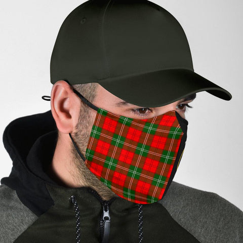 Lennox Modern  Tartan Mouth Mask The Half Th88