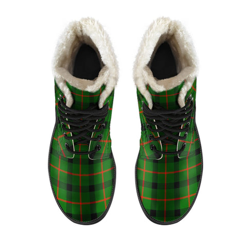 Kincaid Modern Tartan Boots For Men