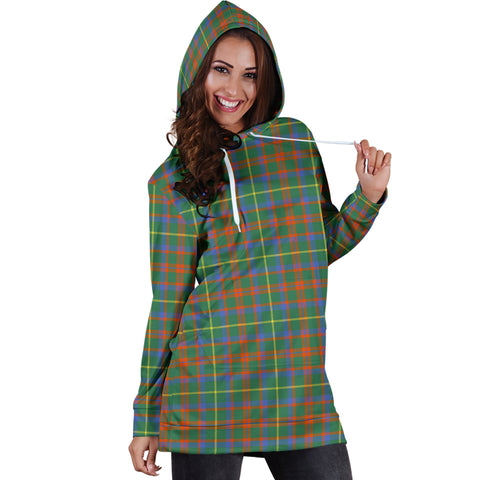 MacKintosh Hunting Ancient Tartan Hoodie Dress HJ4