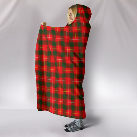 MacPhee Modern, hooded blanket, tartan hooded blanket, Scots Tartan, Merry Christmas, cyber Monday, xmas, snow hooded blanket, Scotland tartan, woven blanket