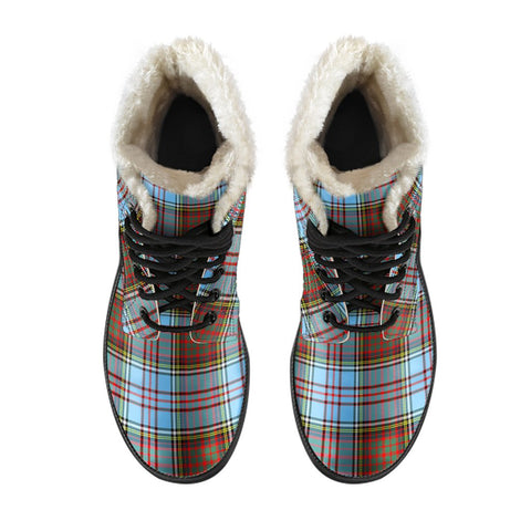 Anderson Ancient Tartan Boots For Men
