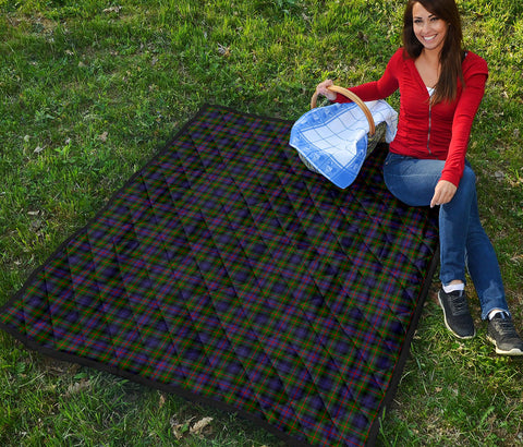 Murray of Atholl Modern Tartan Premium Quilt TH8