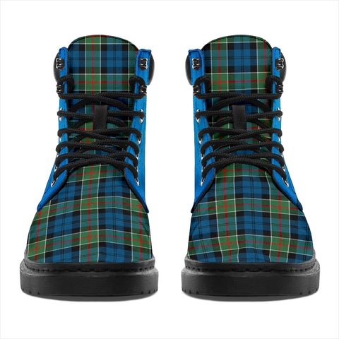 Colquhoun Ancient Tartan All-Season Boots - Celtic Thistle TH8