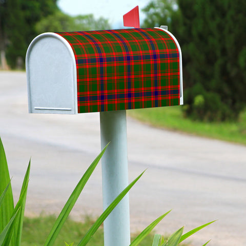 Nithsdale District Scotland Mailbox Clan A91