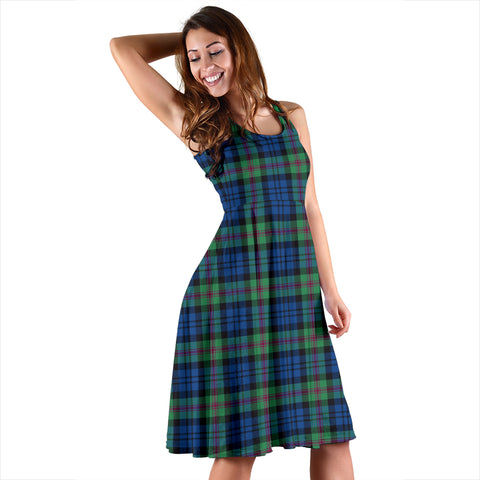 Image of Baird Ancient Plaid Women's Dress