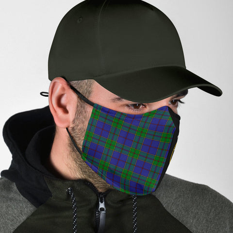 Image of Strachan  Tartan Mouth Mask The Half Th88