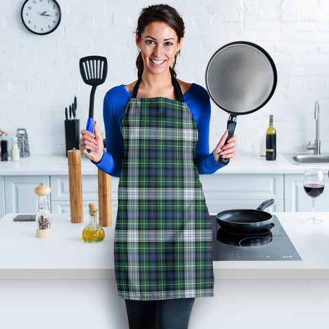 MacKenzie Dress Ancient Tartan Apron HJ4
