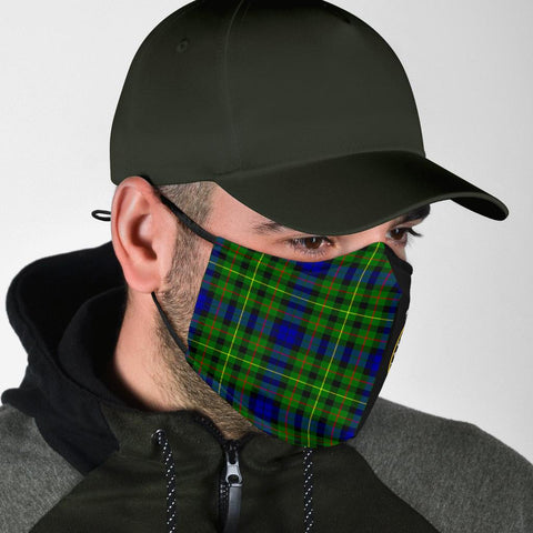 Rollo Modern  Tartan Mouth Mask The Half Th88
