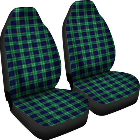 Image of Abercrombie Tartan Car Seat Covers