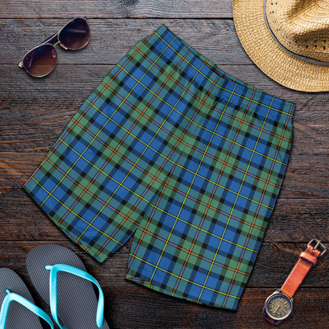 MacLeod of Harris Ancient Tartan Shorts For Men K7