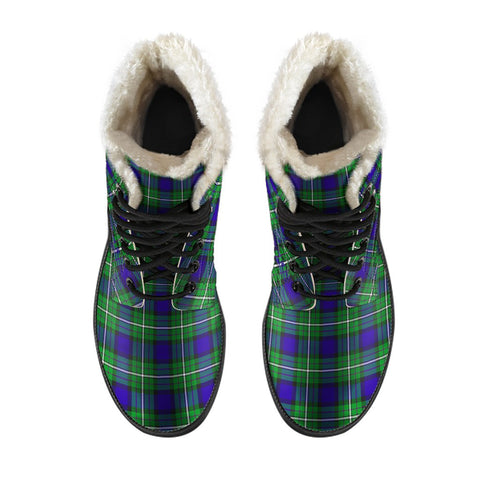 Alexander Tartan Boots For Men
