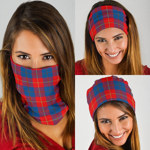 Galloway Red Tartan Bandana