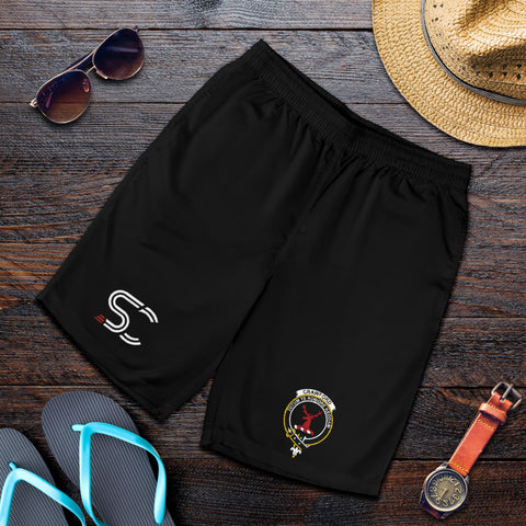 Crawford Ancient Clan Badge Men's Shorts TH8
