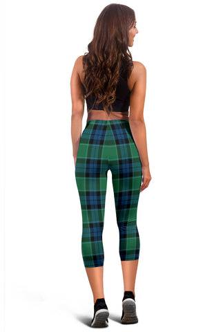 Graham Of Menteith Ancient Tartan Capris Leggings